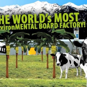 Image From Mervin MFG. – The World's Most Environmental Board Factory!